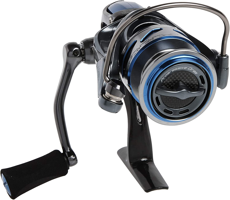 Okuma Inspira Carbon Lightweight Frame Spinning Reel
