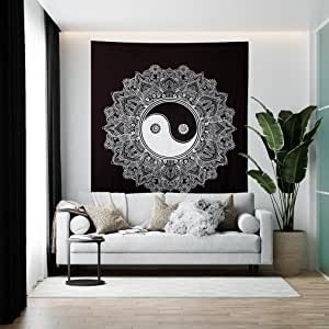 Multi-functional Wall Hanging Colored Tapestry