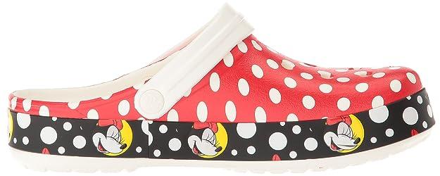 crocs Unisex-Erwachsene Crocband Minnie Clog Schuhe: Amazon.de: Schuhe &  Handtaschen