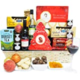 ADVENT CHRISTMAS HAMPER GIFT - Traditional & Luxury Christmas Hampers Gourmet Gift Baskets by Eden4hampers