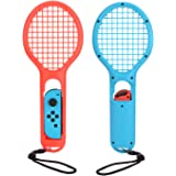 Tennis Racket for Nintendo Switch Mario Tennis Aces One Pair