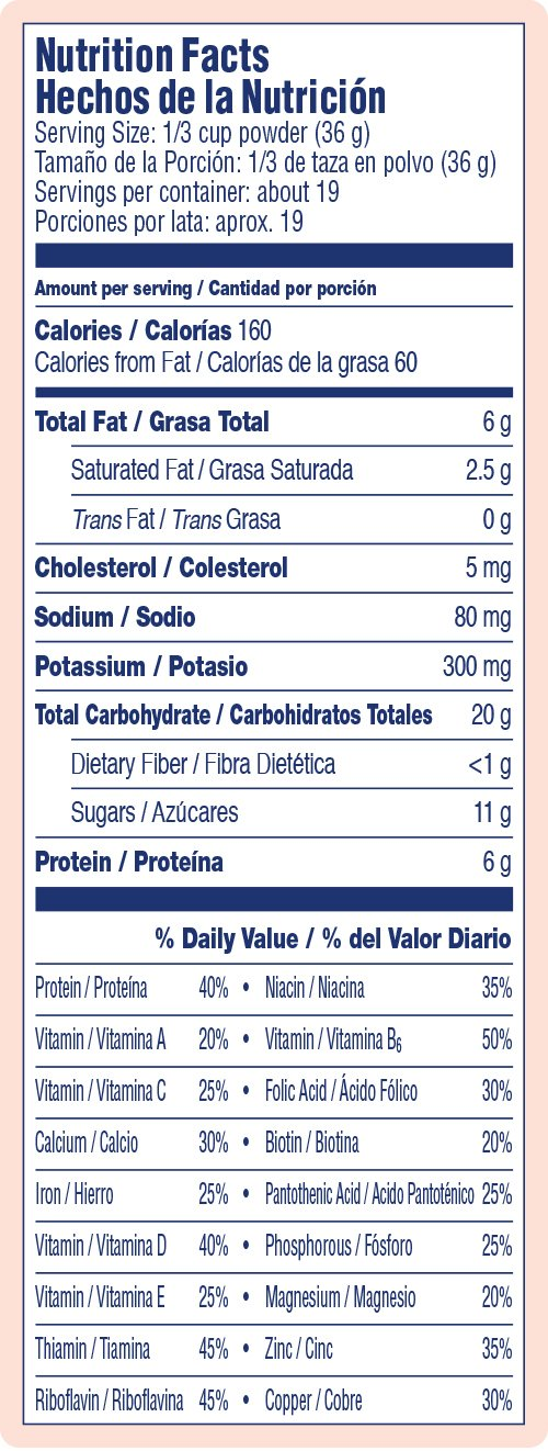 Enfagrow PREMIUM Toddler Next Step Natural Milk Powder, 32 Ounce Can, Pack of 6 (package may vary ) by Enfagrow Next Step (Image #2)