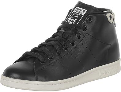 de1df9f4cd5 Adidas Stan Smith Mid Shoes Black Size  5.5 UK  Amazon.co.uk  Shoes   Bags