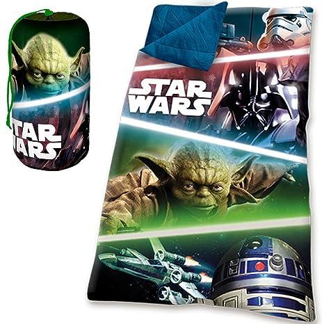 Saco dormir Star Wars personajes