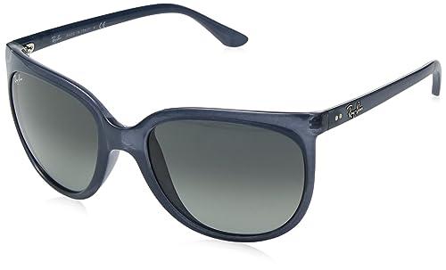 Ray-Ban CATS 1000 Cateye Sunglasses in Black