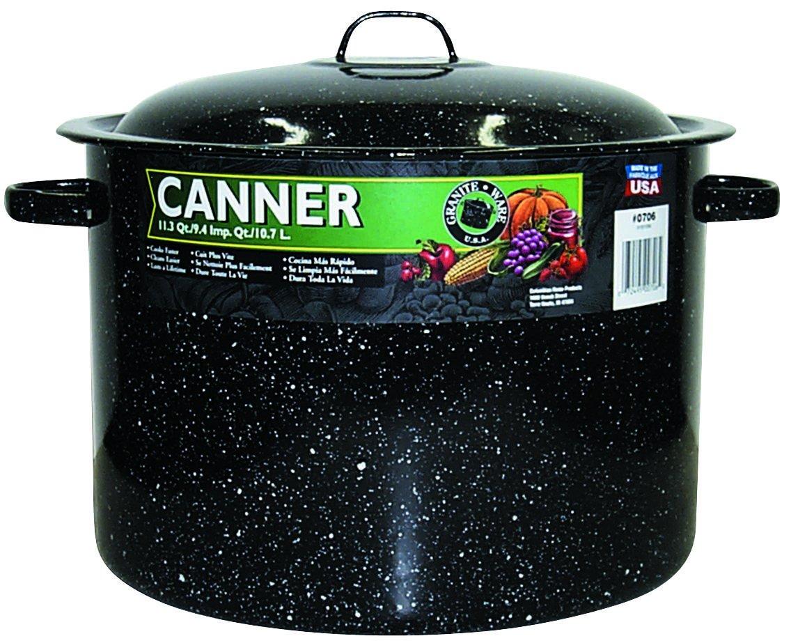 Canner & Rack 1.5 Qt