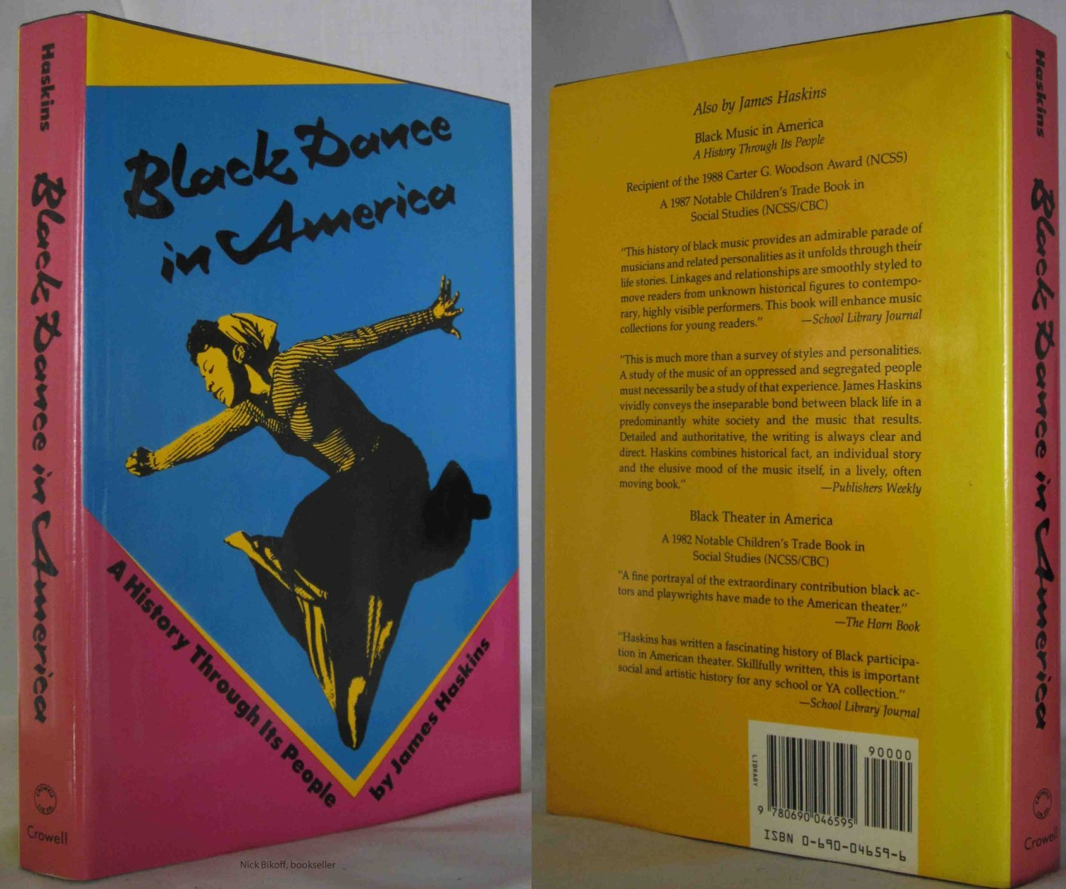 Black Dance in America : A History Through its People: James