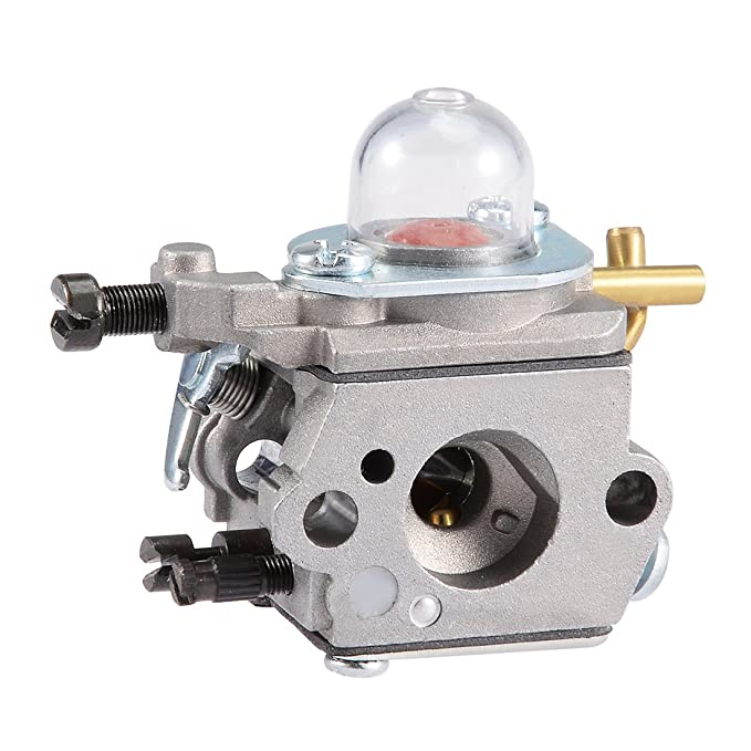 uxcell/® New Carburetor Carb for Poulan Weedeater String Trimmer 530071752 530071822 545081808 Replaces Zama CIU W18