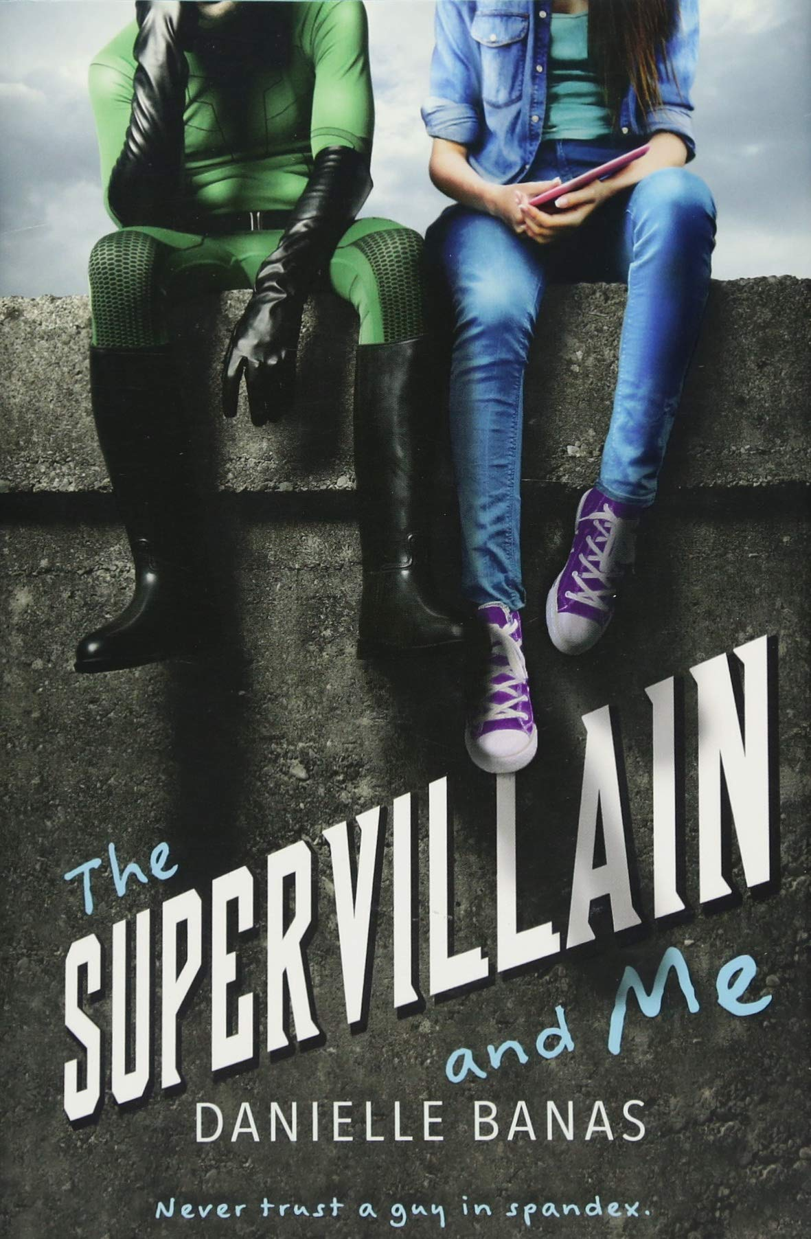 Download The Supervillain and Me pdf epub
