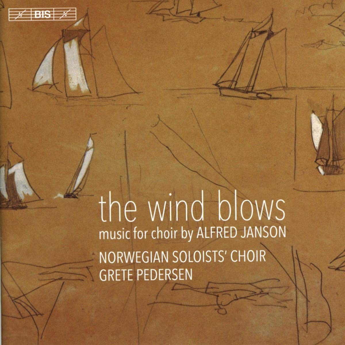 SACD : NORWEGIAN SOLOISTS CHOIR - Wind Blows (Hybrid SACD)