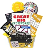 Boredom Buster Fun Get Well Gift Basket For Men, Women, Even Teens Arrives Wrapped And Ready To Give by Gifts Fulfilled