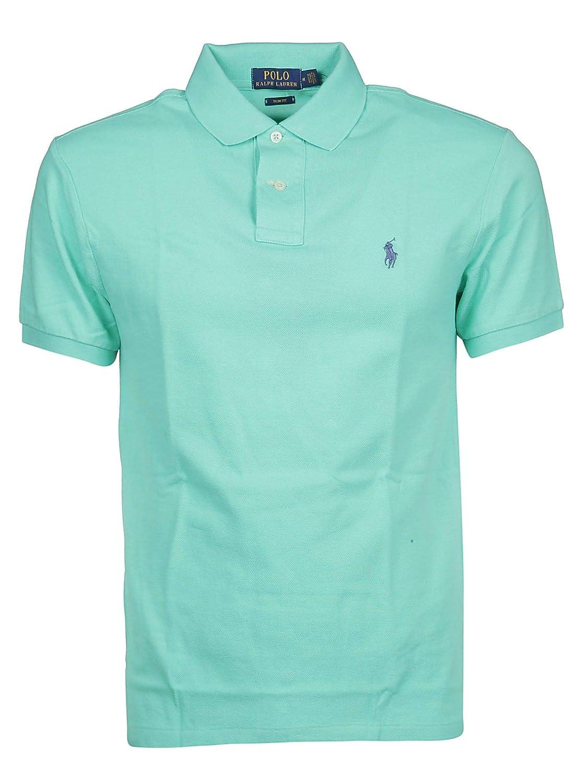 Ralph Lauren Luxury Fashion Hombre 710536856175 Verde Polo ...