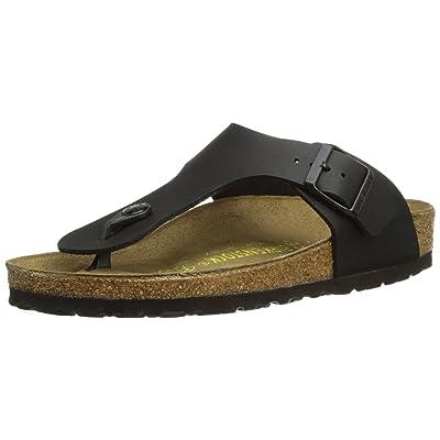 Amazon.com | Birkenstock Original Ramses Birko Flor Narrow Width 044703 | Sandals