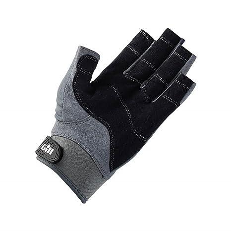 Bootsport Gill Deckhand Segelhandschuhe Long Finger für Damen und Herren 2 Finger frei Handschuhe