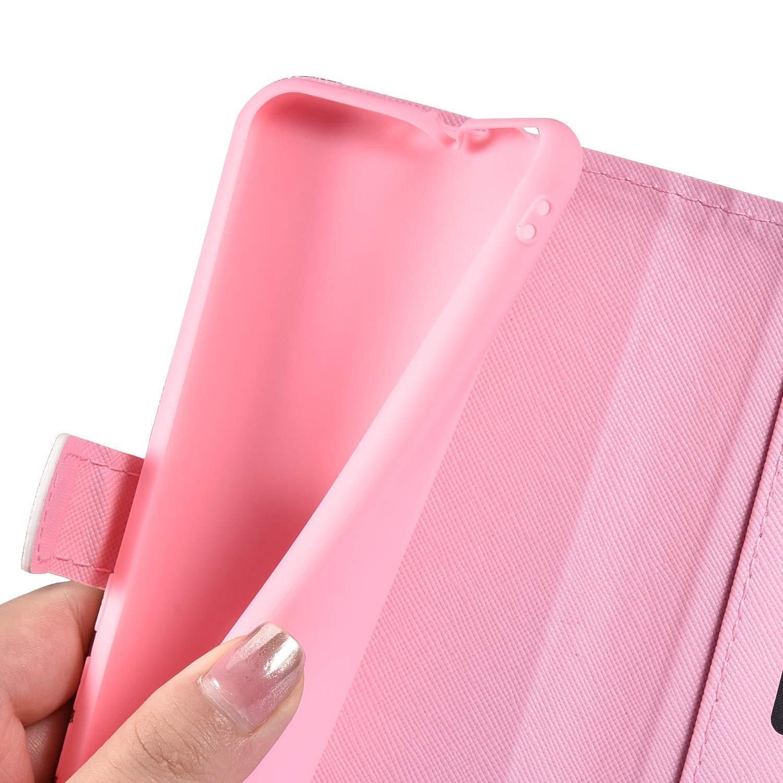 Surakey Cover Compatibile con iphone 6 Plus//6S Plus Custodia Flip PU Pelle Glitter Bling Paillettes Case Libro Portafoglio Cover con Supporto Porte Carte Custodia per iphone 6 Plus//6S Plus,Viola