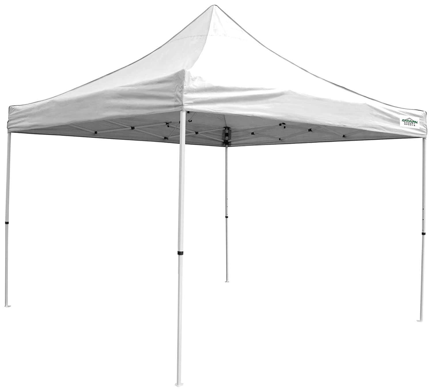 Amazon.com  Caravan Canopy M-Series 2 Pro 10 X 10 Foot Straight Leg Canopy Kit White  Garden u0026 Outdoor  sc 1 st  Amazon.com & Amazon.com : Caravan Canopy M-Series 2 Pro 10 X 10 Foot Straight ...