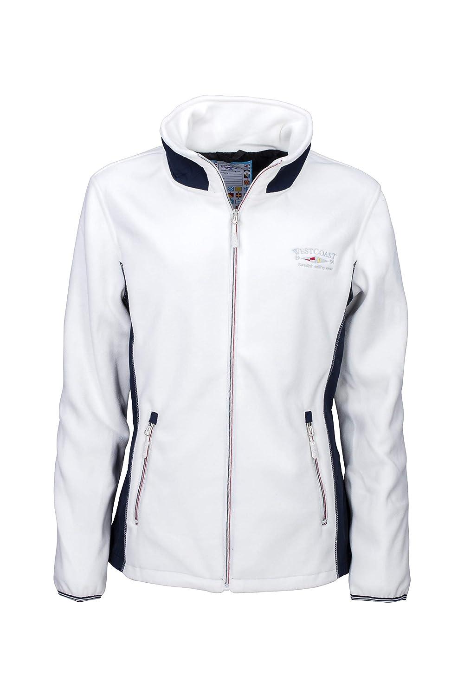 WestCoast Fleecejacke Segeln Segeln Segeln - Damen, Blau Rot Weiß, 36-46 B07MXT5L9W Jacken Zart c039f6