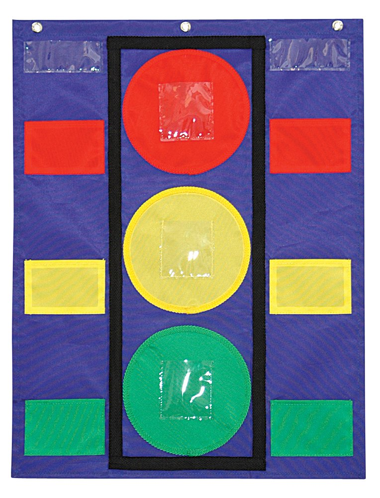 behavior stoplight pocket chart