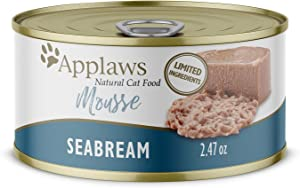 Applaws Seabream Mousse Wet Cat Food