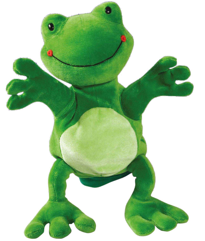 Hape Beleduc Frog Glove Kid's Hand Puppet