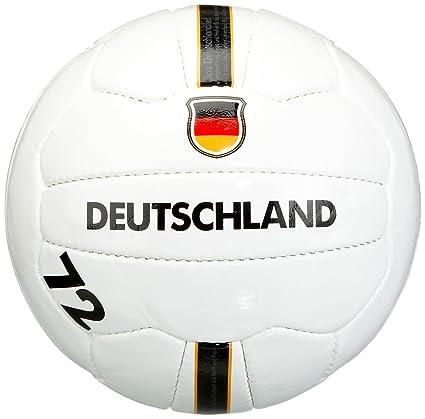 PUMA - Balón de fútbol, Talla única, Color Blanco - Negro ...