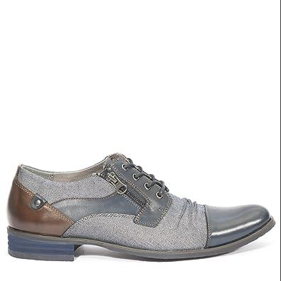 top design ordre rétro Kdopa - Chaussures de Ville Hommes - Marrakech-1-45 Bleu ...