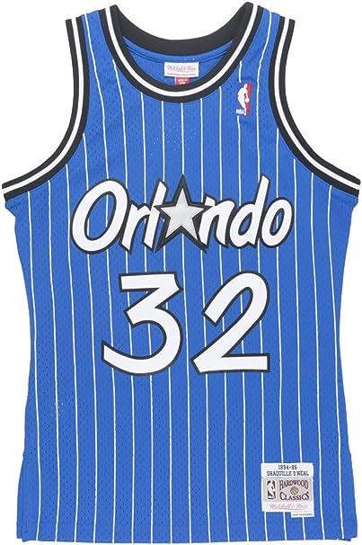 Mitchell & Ness Shaquille O'Neal Orlando Magic NBA Swingman HWC Jersey - Blue