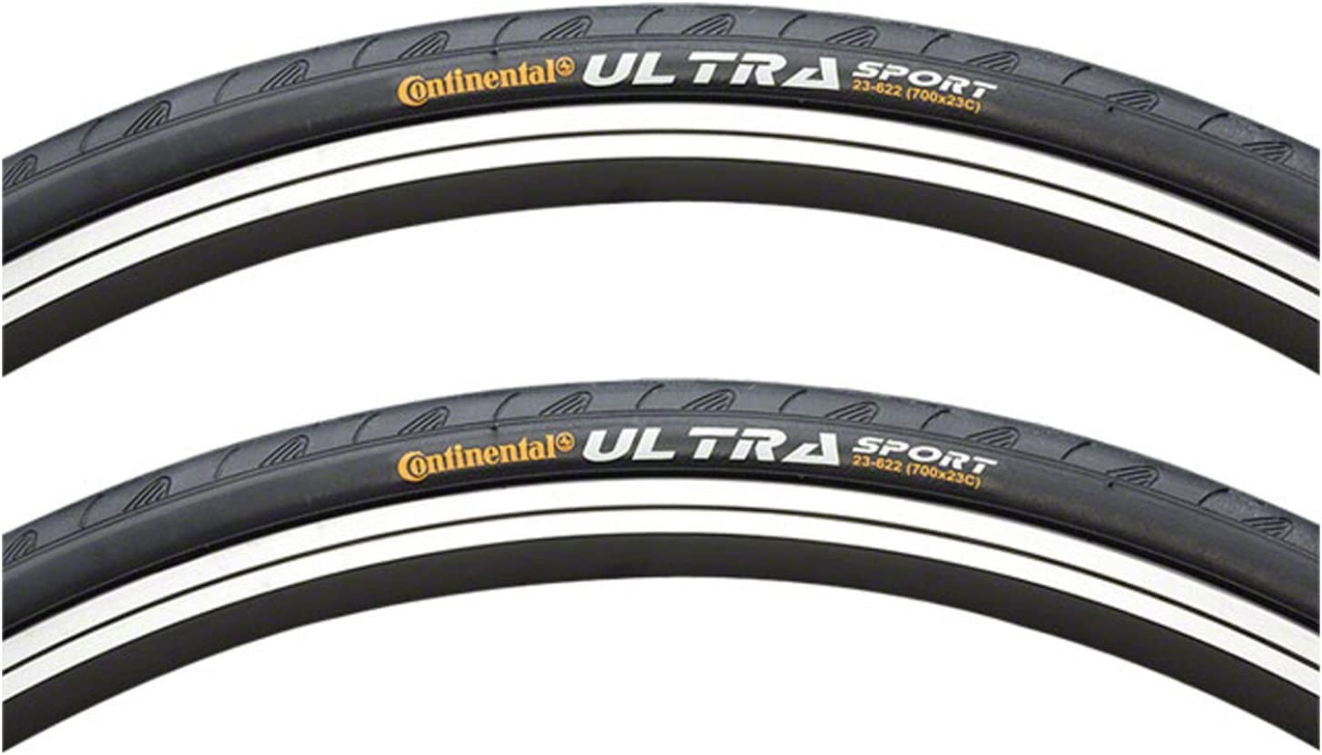 Continental Traffic Bicycle Tire