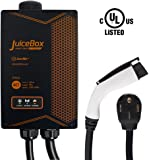JuiceBox Pro 40 Lite: WiFi-equipped 40 Amp UL Listed Electric Vehicle Charging Station (EVSE) with 24-foot cable and NEMA 14-50 plug