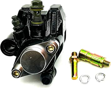Rear Hydraulic Brake Caliper for HONDA ATC 350X ATC350X 1985-1986 with Pad by Amhousejoy