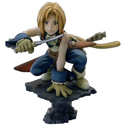 Final Fantasy Zidane Trading Arts Vol. 2 Action Figure