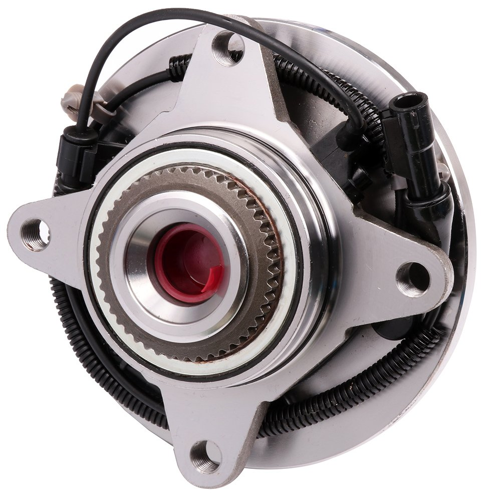 Aintier Front//Rear Wheel Hub Assembly fit for Ford F-150 2009-2010 6 Lugs W//ABS Hub Bearing 515119x1