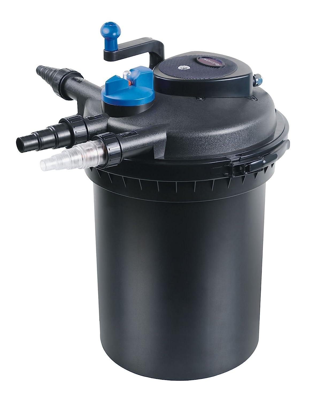 CPF-10000 Bio Druckteichfilter SELBSTREINIGEND incl. 11 Watt UV-C Einheit, Teichfilter, Teich, Filter, UVC