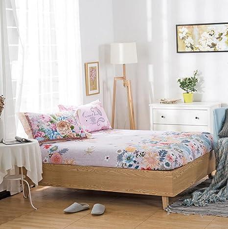 Wmshpeds Ropa de cama colchas colchas de algodón único colchas cubrecamas cubrecamas cubrecamas faldas: Amazon.es: Hogar
