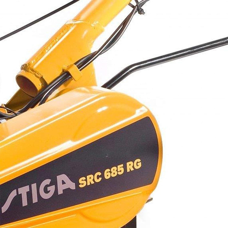Motoazada Hp 6,5 fresa 85 cm Stiga mod Src 685 Rg montada ...