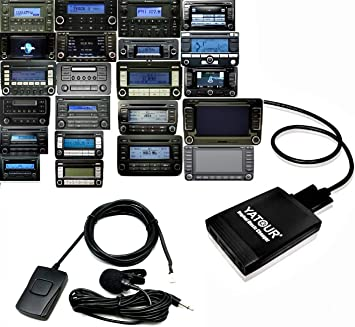 Usb Sd Aux Mp3 Adapter And Bluetooth Hands Free System Elektronik