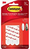 Command Medium Mounting Refill Strips, 27-Strip