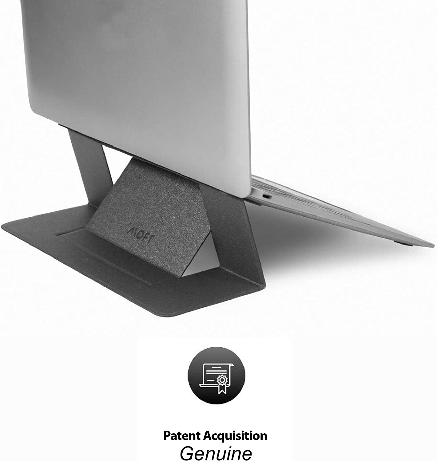 MOFT The Invisible and Adjustable Laptop Stand For Desk