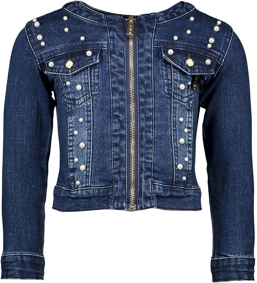Le Chic M/ädchen Blazer-Jacken in der Farbe Blau Gr/ö/ße 152