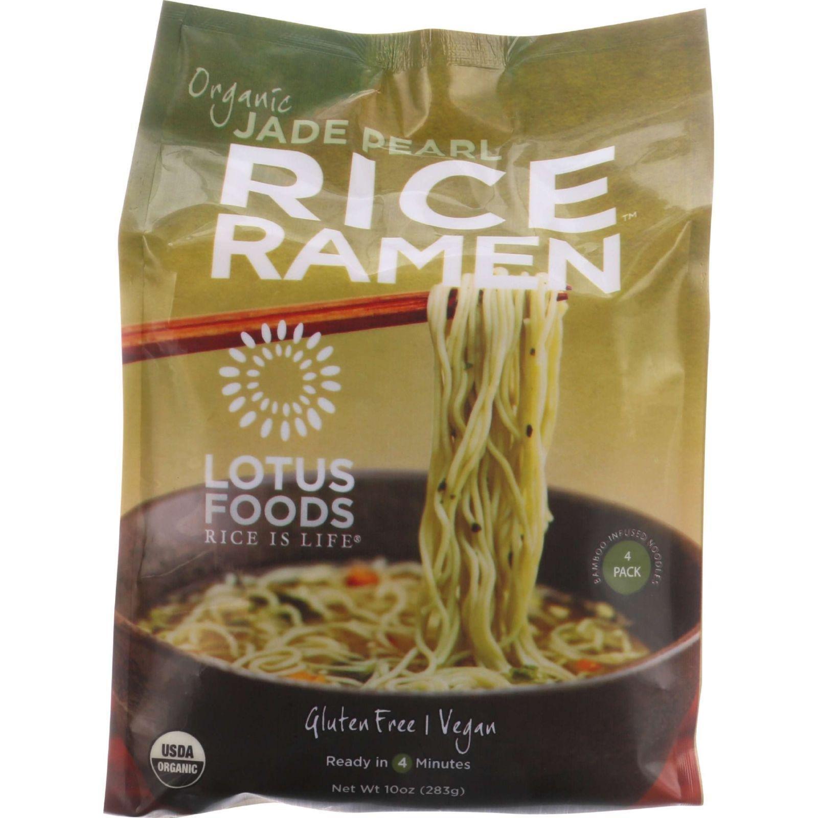 Lotus Foods Rice Ramen Noodles with Miso Soup