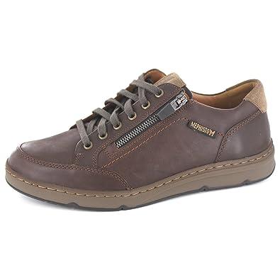 d4a96af60a0 Mephisto Jeremy marron 2051 51 homme  Amazon.fr  Chaussures et Sacs