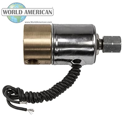 World American WA90054075 Solenoid Valve: Automotive
