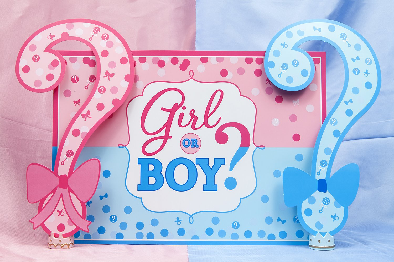Daniu 7x5ft Baby Backdrop for Photography Boys or Girls Paty Background Baby Shower Decoration Studio Props Vinyl Daniu_dn065