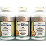 Colon Cleanser 80 Vegetarian Capsules- 3 Bottles