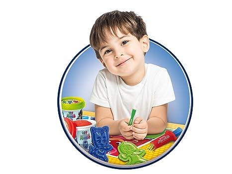 Canal Toys - PJ máscaras maletín de Actividades - Plastilina, Pjc 005: Amazon.es: Juguetes y juegos