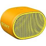 Sony SRSXB01Y Wireless Audio Speakers, Yellow, (SRSXB01Y)