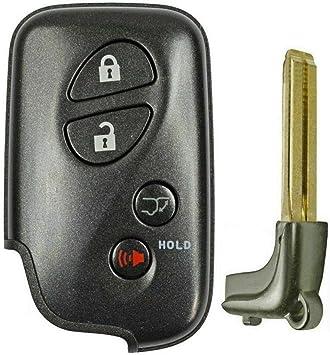 Keyless Entry Remote Proximity Smart key for 2007 2008 Lexus GS350 HYQ14AAB