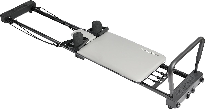 Stamina AeroPilates Reformer 287 with 3 Resistance Cords