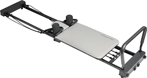 side facing stamina aeropilates reformer 287 pilates reformer