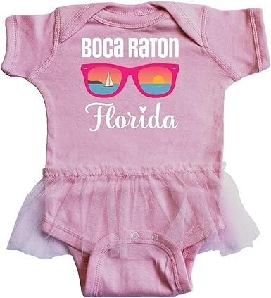 inktastic St Pete Beach Florida Infant Tutu Bodysuit